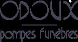Logo pompes funèbres Odoux