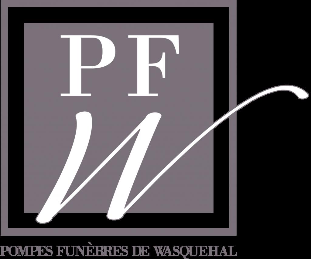 Logo pompes funèbres Wasquehal